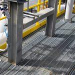 Ảnh minh họa: Sàn grating trong dự án lọc hóa dầu