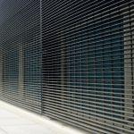 Gia công kết cấu thép khung Grill an toàn  bằng thép sơn tĩnh điện đảm bảo thẩm mỹ và an ninh