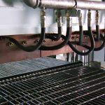 sản xuất sàn thép grating và nắp hố ga bậc thang