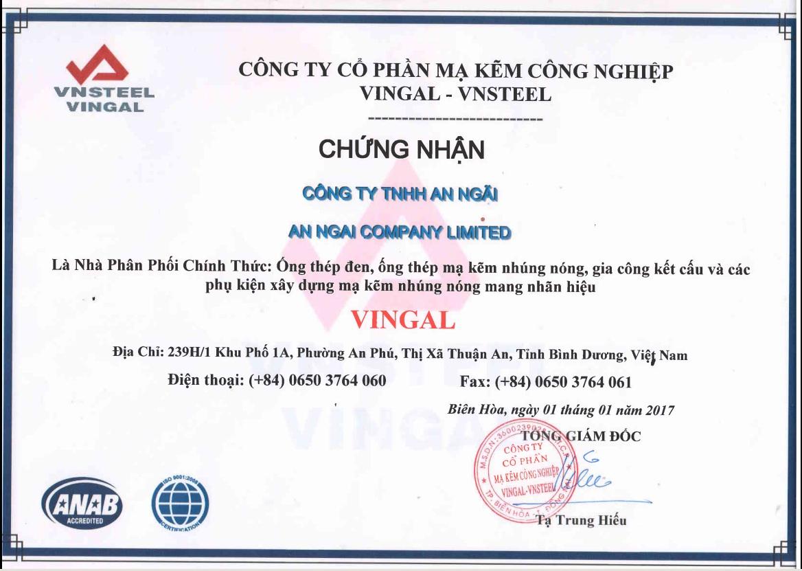 chung-nhan-dai-ly-Vingal