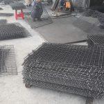 lưới thép hàn gia công bằng phương pháp hàn chập
