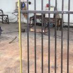 hàng rào thép hộp bền bỉ và chắc chắn theo thời gian