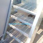 Sản xuất bậc thang grating - Các dạng mũi chống trược của bậc thang grating