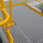 Ứng dụng của FRP grating trong các tấm sàn