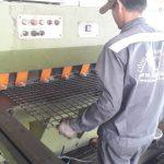thi công lưới thép hàn tại công ty An Ngãi