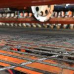 Quy trình sản xuất lưới thép hàn được diễn ra nhanh chóng