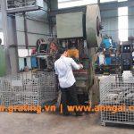 Sản xuất lưới thép hàn