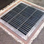 Nắp hố ga thép – sản phẩm ngăn rác, thu nước vô cùng hiệu quả